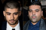 Naughty Boy Is Still Salty About Getting Kicked Off Zayn Malik's Album