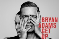 Bryan Adams Announces New Album 'Get Up' For October Release