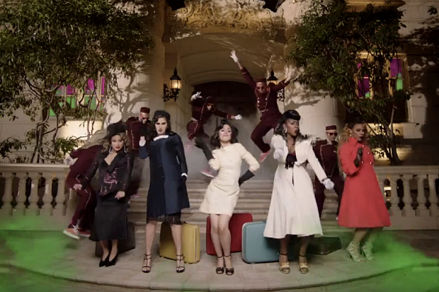 """Fifth Harmony's """"I'm In Love With A Monster"""" Video Is A Scream: Watch The Spooky Romp"""