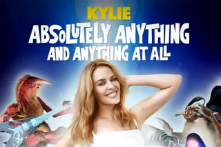 "Kylie Minogue's ""Absolutely Anything And Anything At All"": Listen To The Soundtrack Song"