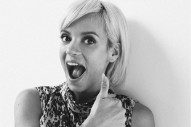 Lily Allen Plays New Hip Hop Song During Periscope Chat: Watch