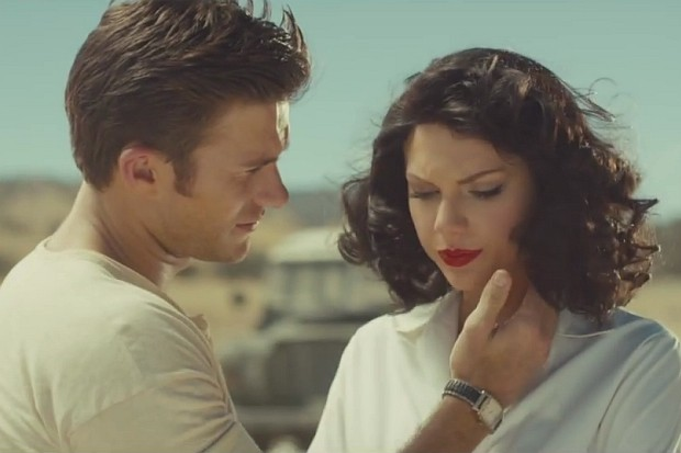 Taylor Swift Scott Eastwood Wildest Dreams music video 1989