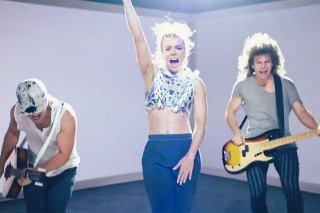 """The Band Perry Return With RedOne-Produced """"Live Forever"""": Watch The Video"""