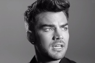 "Songwriter Sterling Fox Shares First Draft Of Adam Lambert's ""Ghost Town"""
