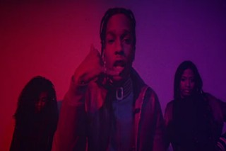 "A$AP Rocky's Kanye West-Assisted ""Jukebox Joints"" Gets A Retro-Trippy Video"