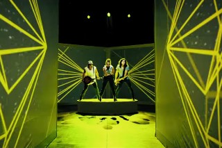 """The Band Perry Collaborate With RedOne On Country-Pop Anthem """"Live Forever"""": Watch The Video"""