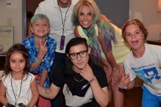 When Britney Met Skrillex