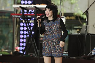 Watch Carly Rae Jepsen Take Over 'TODAY'
