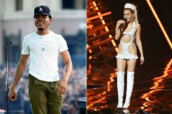 "Chance The Rapper Calls Out Miley Cyrus For Her 2015 MTV VMAs ""Mammy"" Comment"