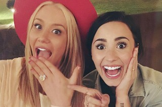 Demi Lovato Confirms There Will Be An Iggy Azalea Collaboration On Her New Album