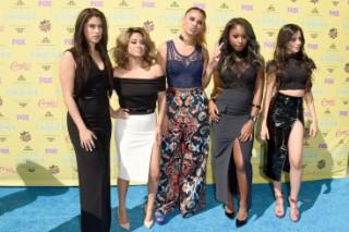 Fifth Harmony Take Over The Teen Choice Awards 2015: 7 Photos