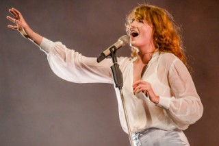 Florence + The Machine To Headline British Summer Time Hyde Park Festival: Morning Mix