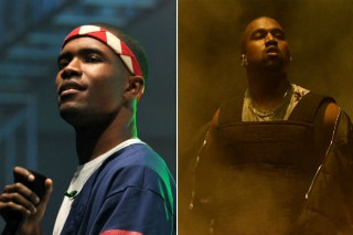 Frank Ocean Drops Out Of FYF Fest, Is Replaced By Kanye West