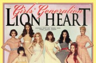 Girls' Generation Unveil The Cover Of New Album 'Lion Heart'