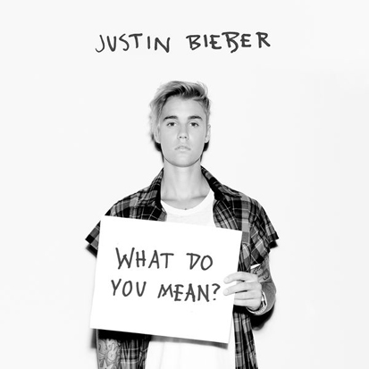Justin bieber s what do you mean single tops itunes for What do u mean by cover letter