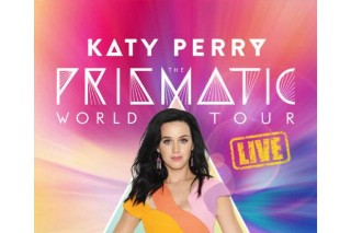 Katy Perry Announces 'Prismatic World Tour Live' Concert Film