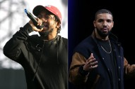 There's A Secret Interview That Would've Taken The Drake-Kendrick Lamar Beef To DEFCON 1