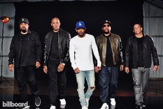 Kendrick Lamar Interviews N.W.A: Morning Mix