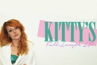 Kitty Announces Kickstarter For Debut Album