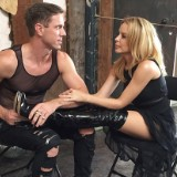 "Kylie Minogue Films ""The Other Boys"" Video"