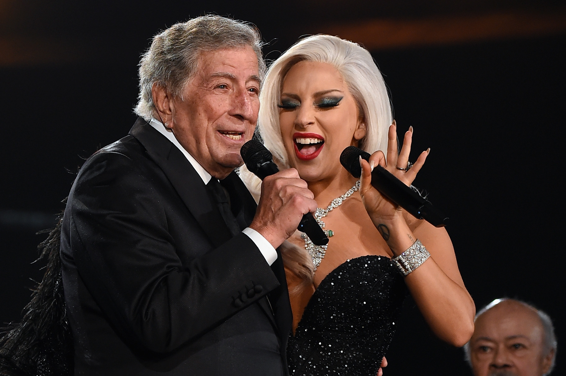 an analysis of tony bennett and lady gagas song cheek to cheek Range: f#2 - g5 - c6 (e7) longest note: 20 seconds (the abramovic method) vocal type: lyric mezzo-soprano, though contralto is a common but incorrect perception(3 octaves and 3 notes.