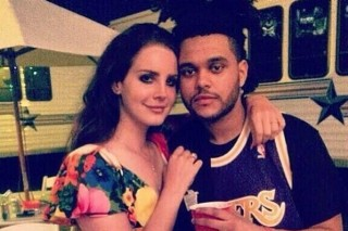 "The Weeknd & Lana Del Rey's ""Prisoner"": Hear The Gloomy Collab"
