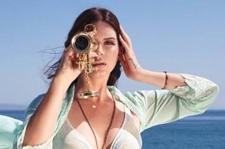 Lana Del Rey Reveals 'Honeymoon' Tracklist