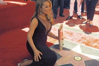 Mariah Carey Received Her Star On The Hollywood Walk Of Fame: Morning Mix