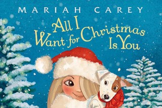 "Mariah Carey Has Written A Children's Book Based On Seminal Hit ""All I Want For Christmas Is You"""