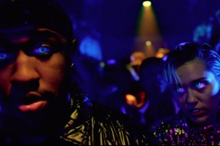"""Watch Miley Cyrus Party With Future & Strippers In Mike Will Made It's """"Drinks On Us"""" Video"""