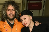 Miley Cyrus Has A Very Gross Habit Involving Wayne Coyne