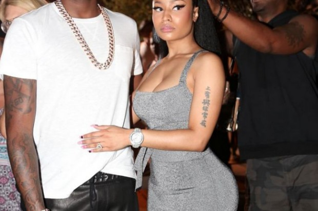 nicki minaj meek mill photoshop rumor butt shadow