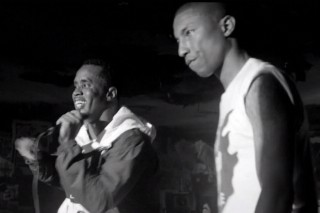 "Puff Daddy Reunites With Hype Williams For Old School ""Finna Get Loose"" Video: Watch"