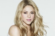 """Shakira Announces New Song """"Try Everything"""""""