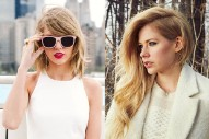 Avril Lavigne Clocks Taylor Swift For Liking Shady Tumblr Post