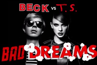 "Hear The Slightly Off-Putting Taylor Swift & Beck Mashup ""Bad Dreams"""
