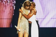 Taylor Swift Joined By Mary J. Blige At '1989' Los Angeles Concert: Watch
