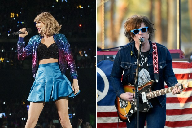taylor swift ryan adams 1989