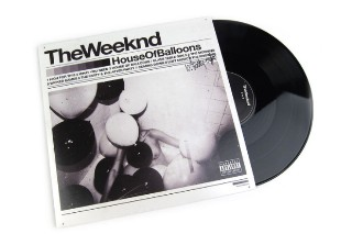 The Weeknd's Breakout 'House Of Balloons' Mixtape Is Now Out On Vinyl