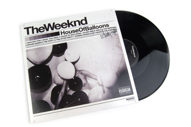 The Weeknd S Breakout House Of Balloons Mixtape Is Now