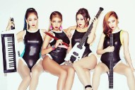 "Wonder Girls Didn't Play Any Instruments On Comeback LP 'Reboot' Despite Returning As A ""Real Band"""