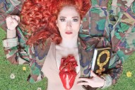 "Bridget Barkan's Synth-Filled Ballad ""Danger Heart"": Idolator Song Premiere"