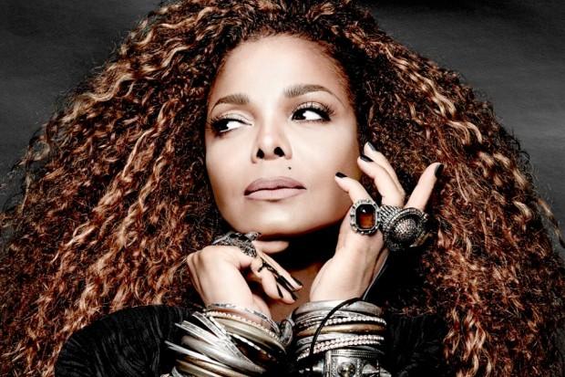 Janet Jackson Unbreakable era promo photo