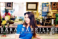 Sara Bareilles' 'What's Inside: Songs From Waitress' Album Out In November