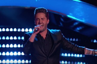 'The Voice': Hungarian Pop Star Viktor Király & Sleeper Agent's Alex Kandel Audition