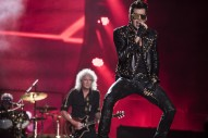 "Queen Joins Adam Lambert To Rework ""Ghost Town"" At Rock In Rio: Watch"