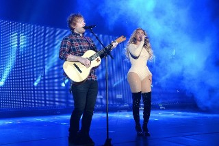 "Beyoncé And Ed Sheeran Sing ""Drunk In Love"" At Global Citizen Festival: Watch"