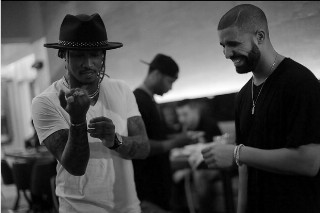 Drake And Future Announce Joint Mixtape 'What A Time To Be Alive'