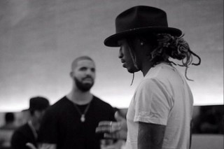 Drake & Future Tease Joint Project