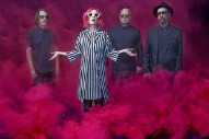 Shirley Manson On The 20th Anniversary Of Garbage's Self-Titled Debut LP: Idolator Interview